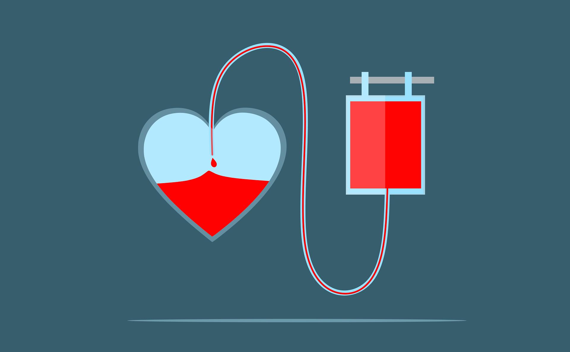 Tous unis pour le don de sang